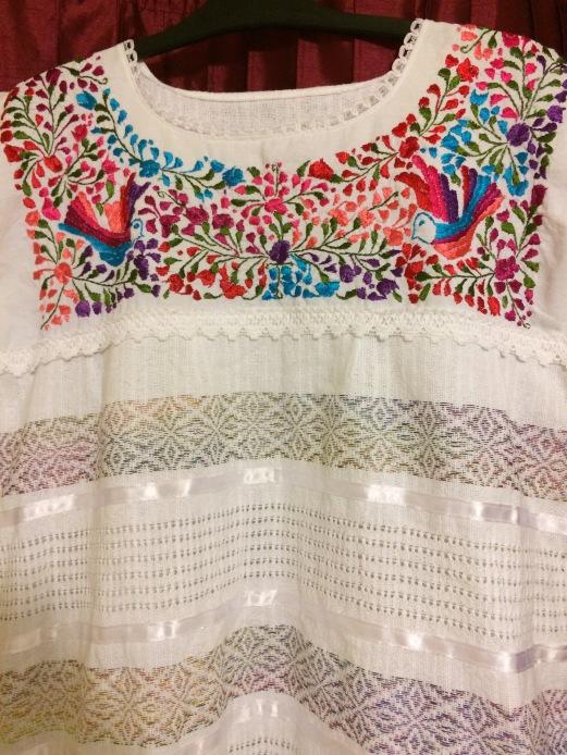 Vestido blanco £30 Large size