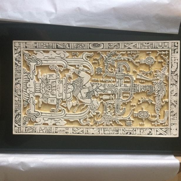 king's Pakal Gravestone £100